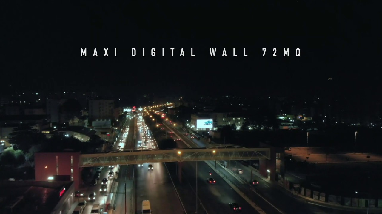 DAMIR DIGITAL WALL – PALERMO