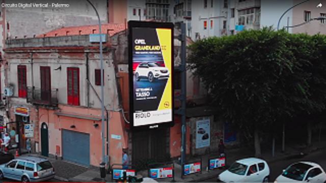 Digital Vertical Palermo
